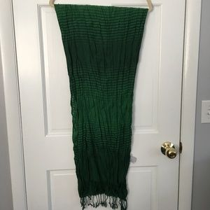 Bundle 3 for $25 - Green New York & Company Scarf